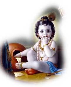 Krishna: A Smile On Face Always !