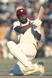 Vivian Richards: The Real Living Legend !!