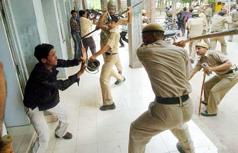 Essay on police brutality in india