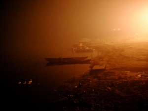 Ganges Make Even Darkness Bright