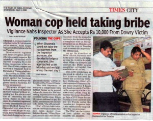 Man Or Woman Police Remains The Same !