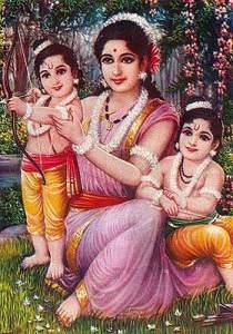 Sri Sitaji:The Epitome Of Virtues