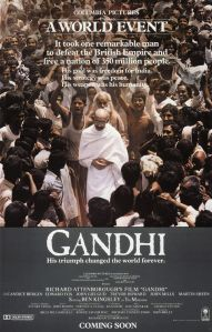 Gandhi By Ricahrd Attenborough