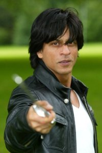 Shahrukh Khan:A Lesser Actor !