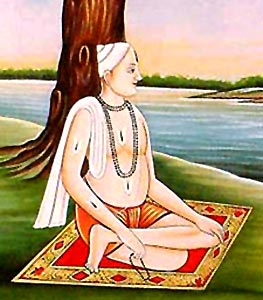 Tulsidas: Carved Nonpareil Image Of Sri Sitaji