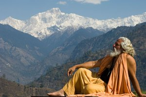 The Himalayas:Ideal For Meditation