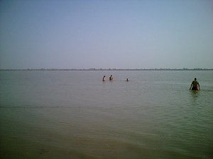 Ganges In My Village: So Close To Me :-)