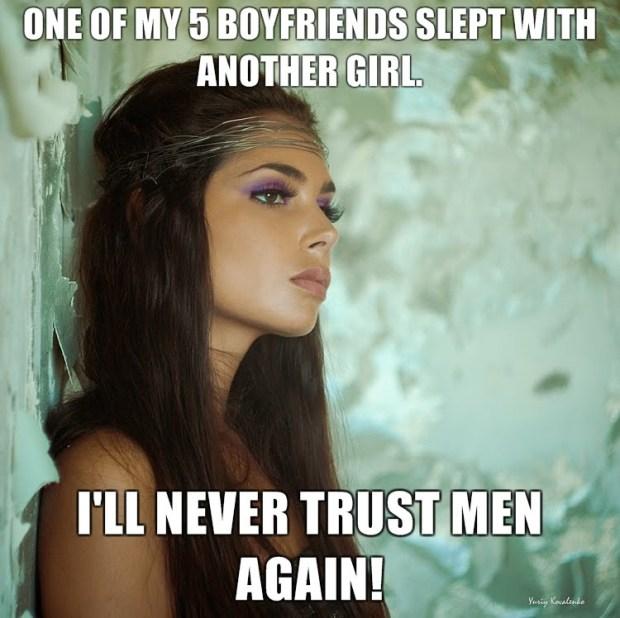 मुझे पुरुषो से नफरत है!