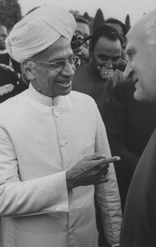 Dr. Radhakrishnan: The Real Man Of  Wisdom