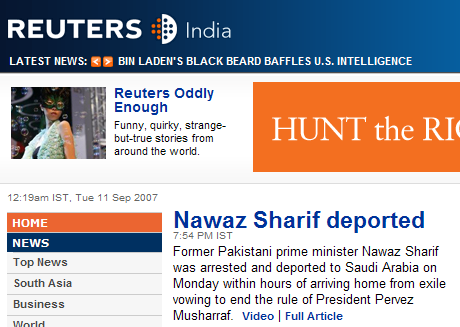 Reuters India: Really Unbiased ?