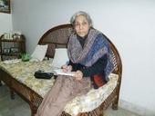 Shaharyar's  Former Wife Najmaji