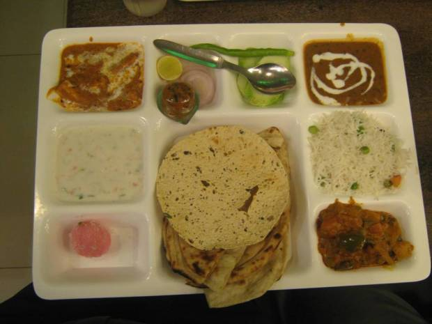 The Typical Indian Food Served At Indian Parties