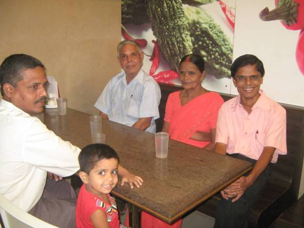 In The Company Of Parents