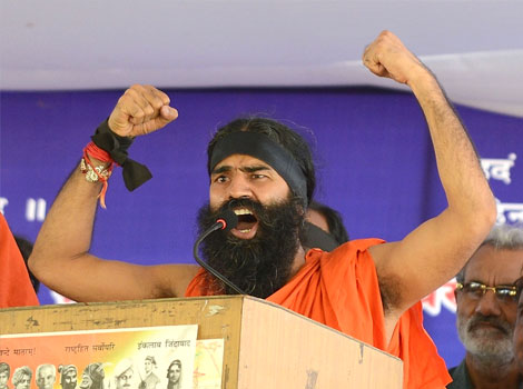Baba Ramdev: Fighting Against Corrupt System