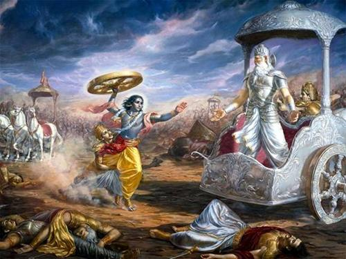 Lord Krishna: The Ultimate Goal