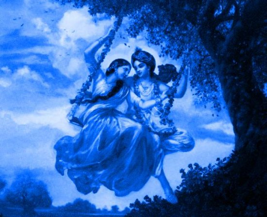 Radha And Krishna: Always In Intimate Union
