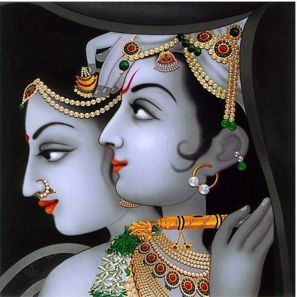 Sri Radha: The Supreme Teacher