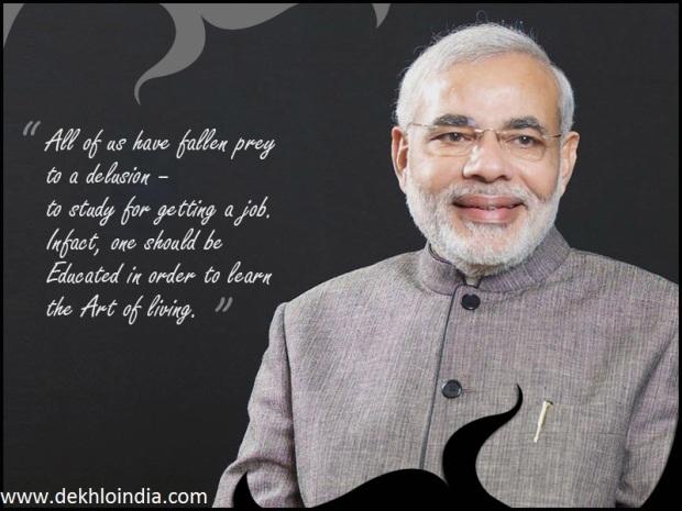 Narendra Modi: When Past Is Used To Corrupt The Future!
