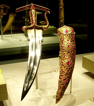 Does A Dagger Ensure Peace?