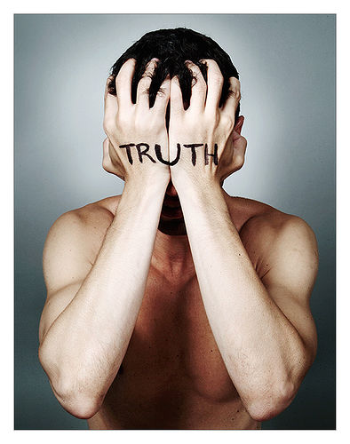One should not be afraid of labels while pursuing  truth!
