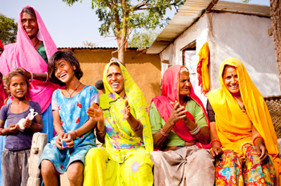 These women are also from patriarchal set up. Can't you bear their happiness?