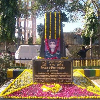 RIP Kargil Saheed Capt. Amit Bhardwaj