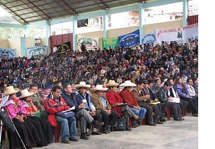 Farmers Protesting In Peru!