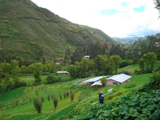 Bambamarca:  A Beautiful Place In Peru Haunted By Illegal Mining! Such places would become history!