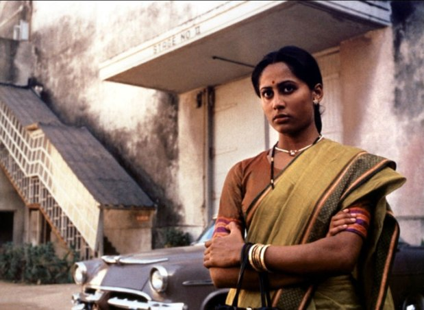 Smita Patil In Bhumika!