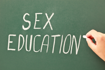 Sex education alone holds no meaning if they are not backed up by strong ideals.