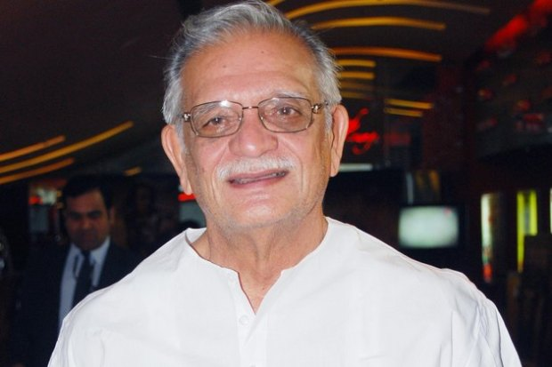 Gulzar: That's The Way He Smiles!