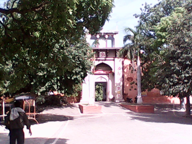 The Main Gate Of Shakteshgarh Fort!