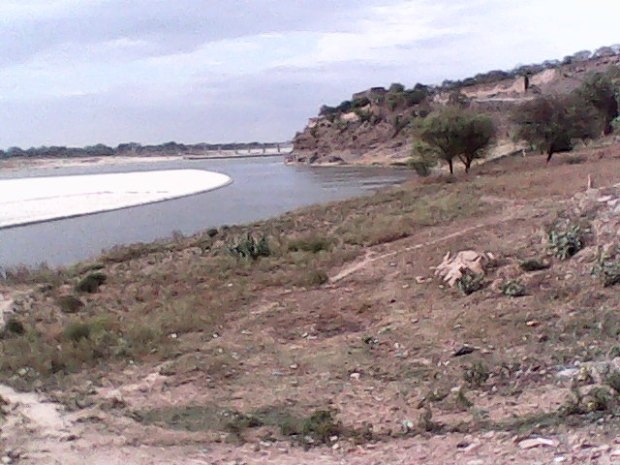 That's The Panoramic View Of Chunar Fort From The Ghat Of Ganges At My Mother's Residence!