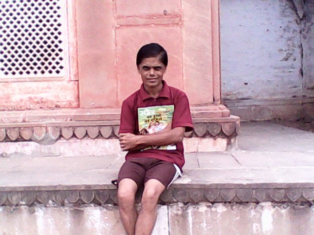 Thanks To Lord Shiva That Even Today Also I Found An Opportunity To Sit At The Same Place :-) :-) :-)