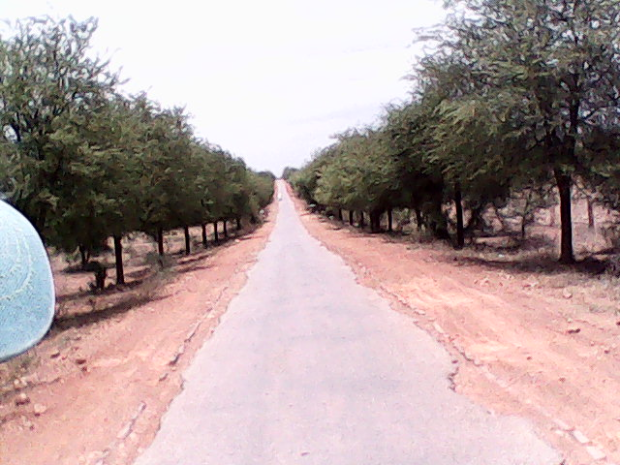 A Road To Somewhere!