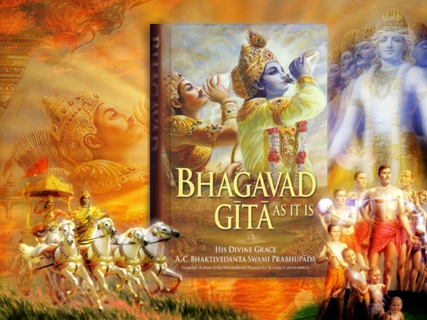 The Bhagwad Geeta: The Ultimate Source Of Out-Of-The-Box Thinking!