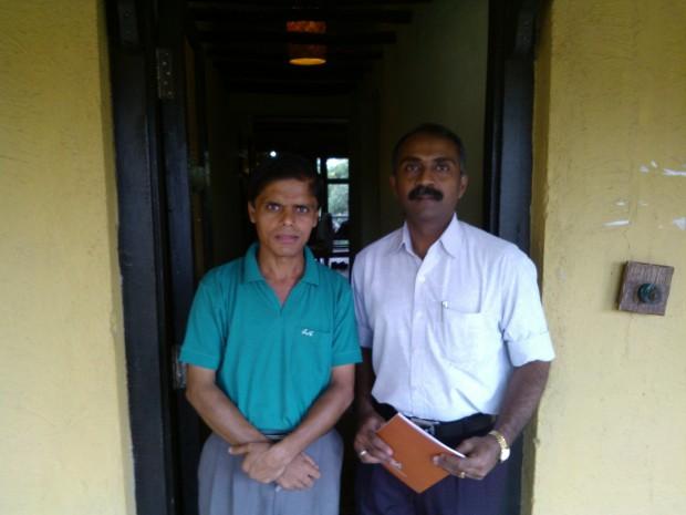 मैसूर से पधारे डॉ पोनप्पा को सुनना और मिलना एक सुखद अनुभव रहा