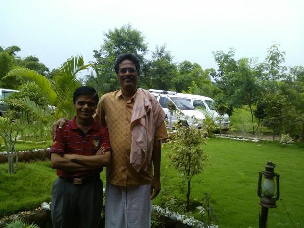 सुरेशराम जो चेन्नई से आये थें उनसे कानूनी पेंचो को समझने में काफी आसानी हुई