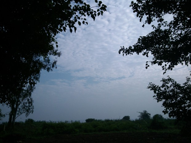 My village is really beautiful :P