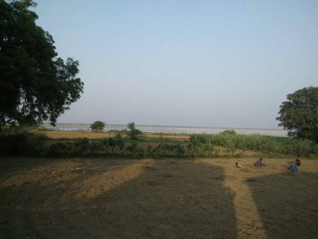 Inside View Of My Villages..