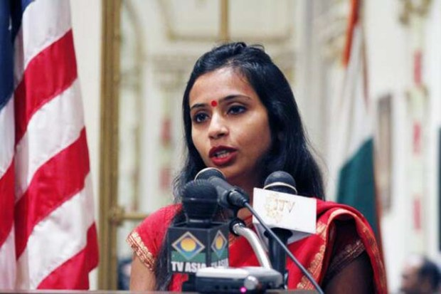 Devyani: Taken Laws For Granted!!