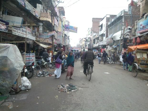 Main Katra Market!