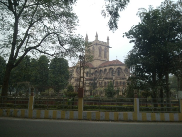 "Another beautiful church located in Allahabad called ""All Saints Cathedral"" ( Patthar Girja)!  Designed by William Emerson this church depicts Gothic style."