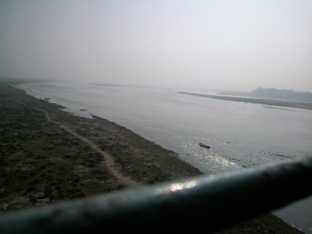 Beautiful and serene Ganges :-)
