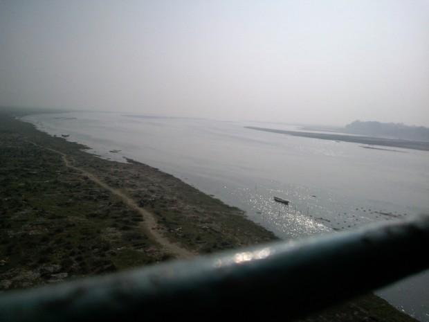 Beautiful and serene Ganges :-)