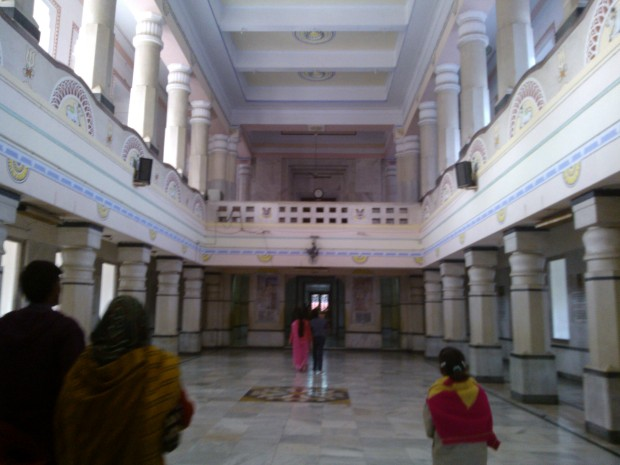 Inside The Temple :-)