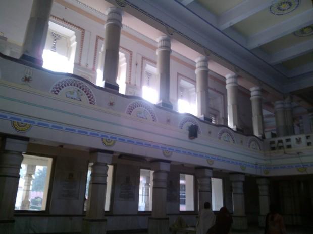Beautifully Built Temple :-)