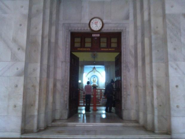 Lord Shiva's Statue On First Floor :-) Jai Shiva :-)