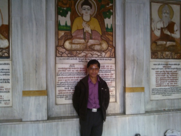 Also Noticed Sri Gautam Buddha In A Shiva Temple :-)