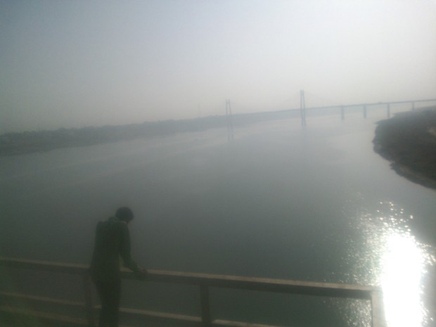 River Yamunaji in Allahabad